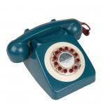 Téléphone fixe vintage 70's - British